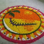 The Onam Festival In Kerala