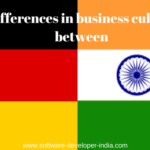 Differences in business culture between Germany and India