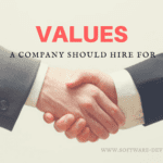 Values A Company Should Hire For