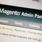 What is the cost for developing a Magento shop?